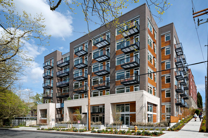 Seattle\'s Stream Belmont Apartment Complex is the Latest in Upscale ...
