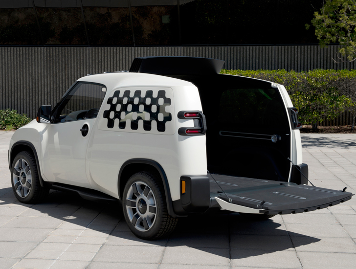 Toyota's New Transforming Urban Utility Vehicle is the Swiss Army Knife of Cars