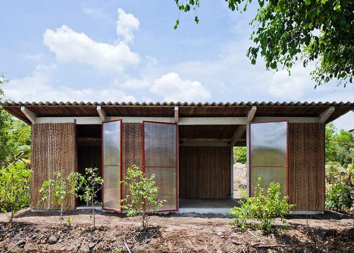 Low Budget Minimalist House Architecture low income housing | inhabitat - green design, innovation