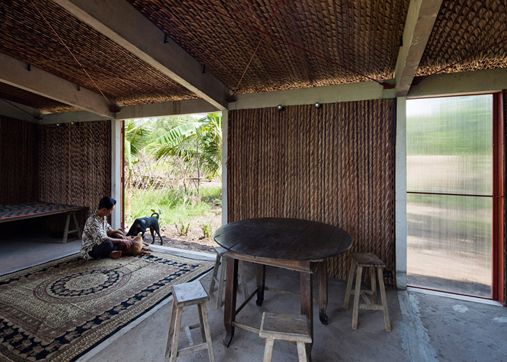 Vo Trong Nghia Architects Unveils Lovely Low Cost Housing