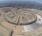 Drone Video Shows Aerial Sneak Preview of Apple's New 'Spaceship Campus'