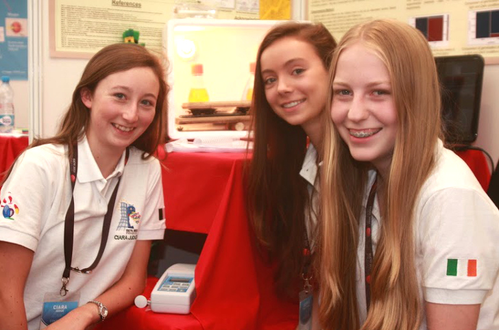 16-Year-Old Irish Girls Win Google Science Fair 2014 With World-Changing Crop Yield Breakthrough