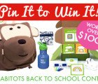 LAST CHANCE: Win $100 Worth of Green Back-to-School Supplies!