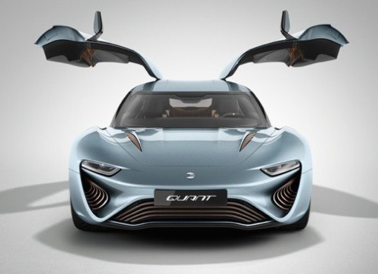 This Blazing Fast Electric Car is Powered by Saltwater!