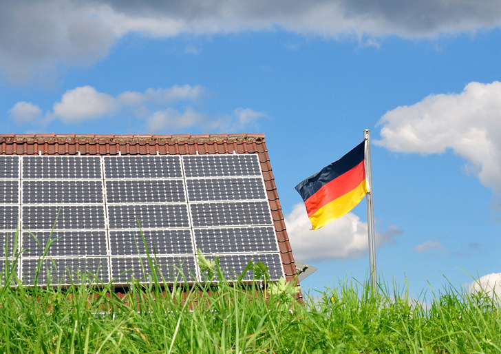 This German Village Generates 500 More Energy Than It