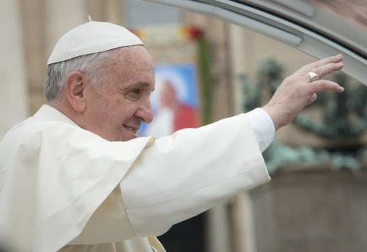 Pope Francis I, Pope Francis, the theory of evolution, the big bang theory, the big bang, evolution, catholic church, science, religion