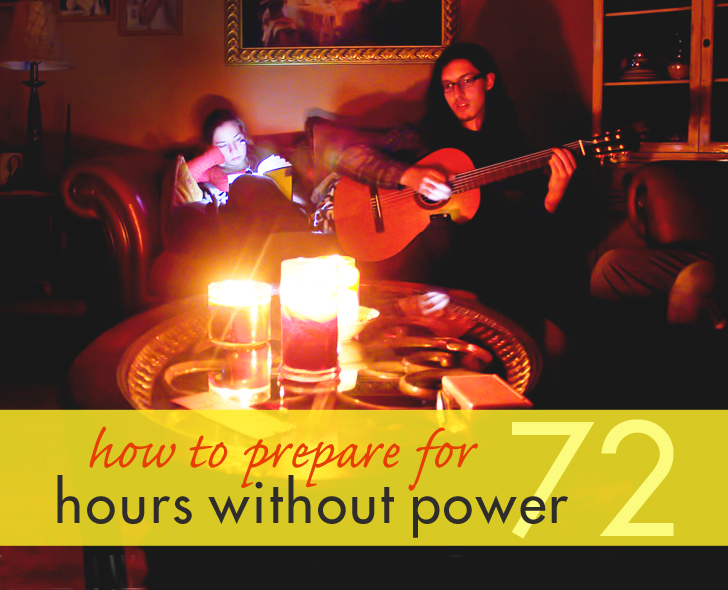 6 Emergency Essentials for Surviving 72 Hours Without Power