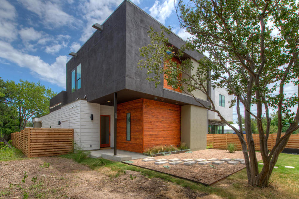modern house green energy efficient home inhabitat green design innovation