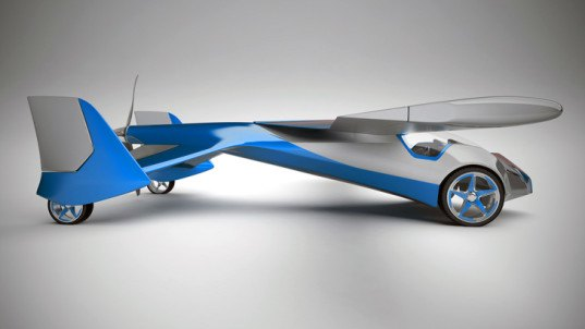 AeroMobil, AeroMobil Version 3.0, AeroMobil Flying Car, AeroMobil plane, flying car, green car, green transportation, Stefan Klein, Terrafugia Transition