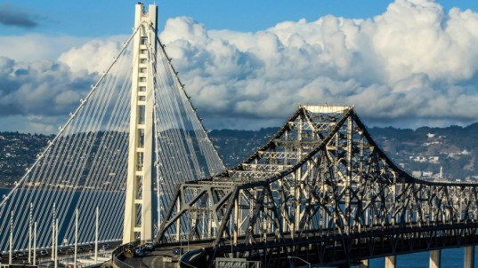 Steel From San Francisco S Old Bay Bridge To Be Recycled