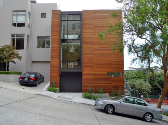 George Bradley Architecture + Design, Buena Vista House, George Bradley, Eddie Baba, architecture and the city festival, arch + city festival, AIA SF, san francisco, green architecture, sustainable architecture, green building, sustainable building, green home, reclaimed wood, castro district