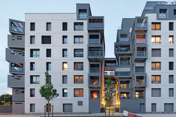 Carre Seine-Pietri Architectes « Inhabitat – Green Design