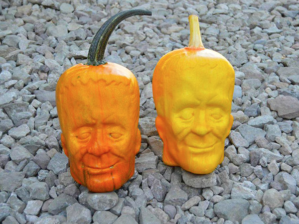 These No Carve Quot Pumpkinstein Quot Jack O Lanterns Grow Right