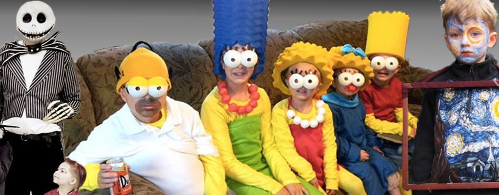 11 brilliant ideas for family costumes that will blow you away ...