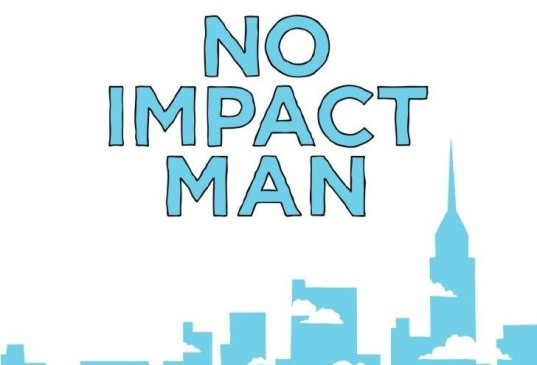 no impact man, no impact man documentary, no impact man movie, environmental film, green documentary, green living, Colin Beaver, green manhattan