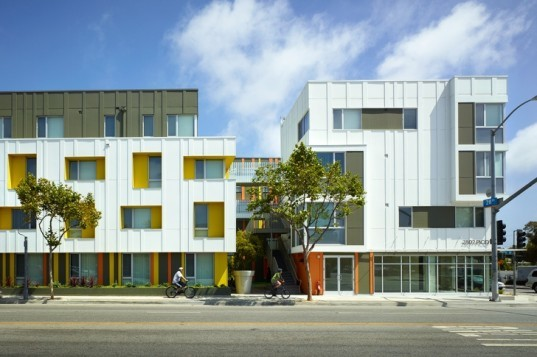 Affordable Housing Development : Pico housing is a community oriented affordable