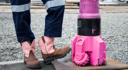 Pinkwashing fracking