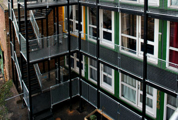 Brighton Pioneer Shipping Container Development Houses