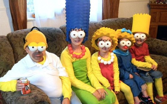 Halloween, halloween, Hallowe'en, hallowe'en, halloween costume, halloween costume contest, halloween contest, costumes, costume, costume contest, family costume, family costumes, Simpsons