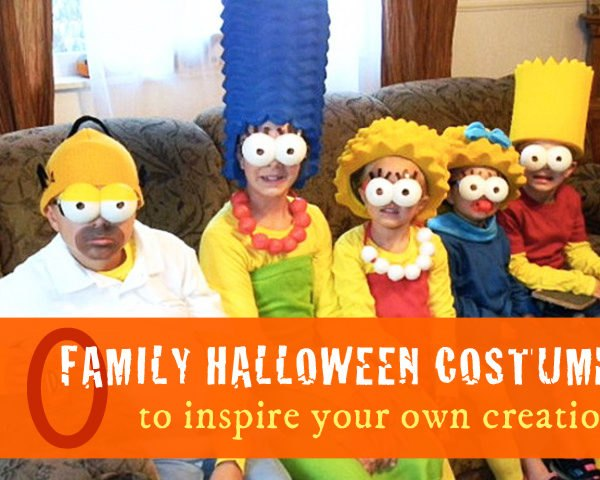 11 Brilliant Ideas For Family Costumes That Will You Away Inhabitat Green Design Innovation Architecture Building