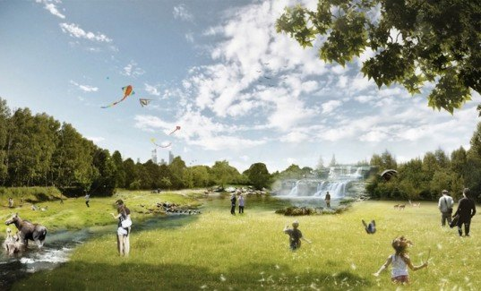 Lola Landscape Architects Win Third Place In Moscow 39 S