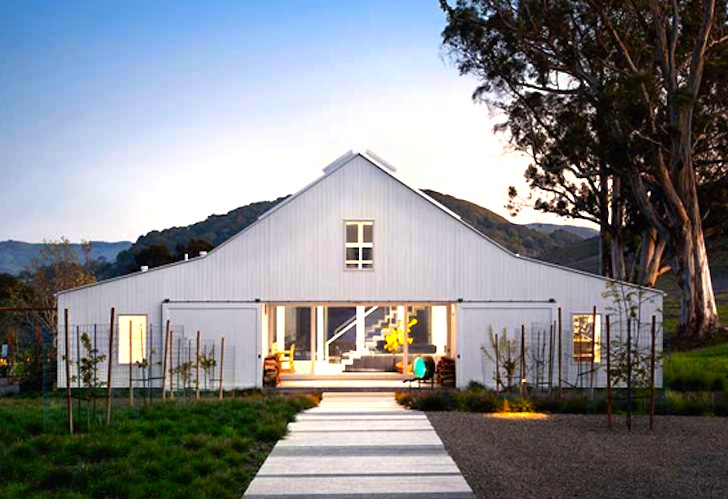 TGH Architects Gives A LEED Platinum Upgrade To Hupomone Ranch In California