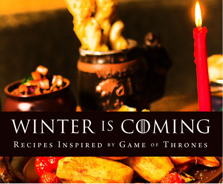 Winter Is Coming 6 Game Of Thrones Inspired Vegetarian