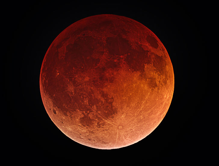 time for blood red moon tonight - photo #13
