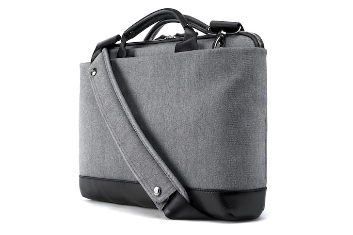 Booq Launches Stylish Cobra Slim Bag Made From Recycled Plastic Bottle Yarn