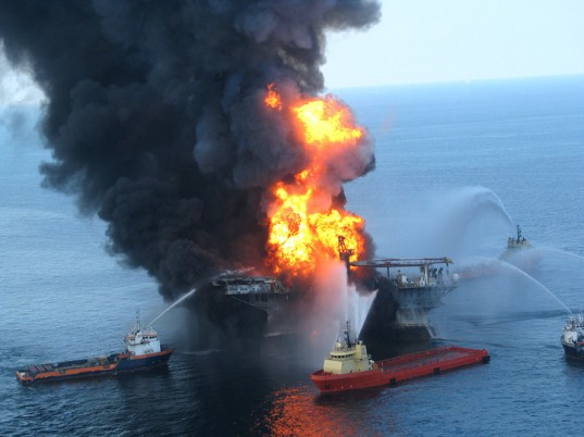 There Are Still 2 Million Barrels of BP's Deepwater Horizon Oil Hanging Out in the Gulf of Mexico