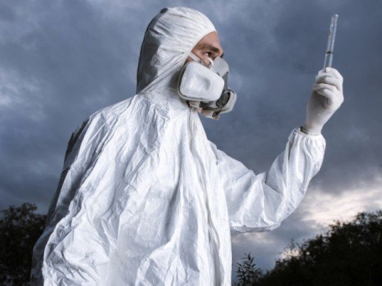 ebola, unsaid, us government, cdc, department of defense, hazmat suit, fighting ebola a grand challenge for development, crowd sourcing, personal protective equipment