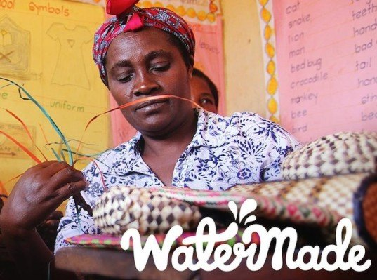 WaterMade's Handmade Ugandan Jewelry Funds Sustainable Water Projects in Africa