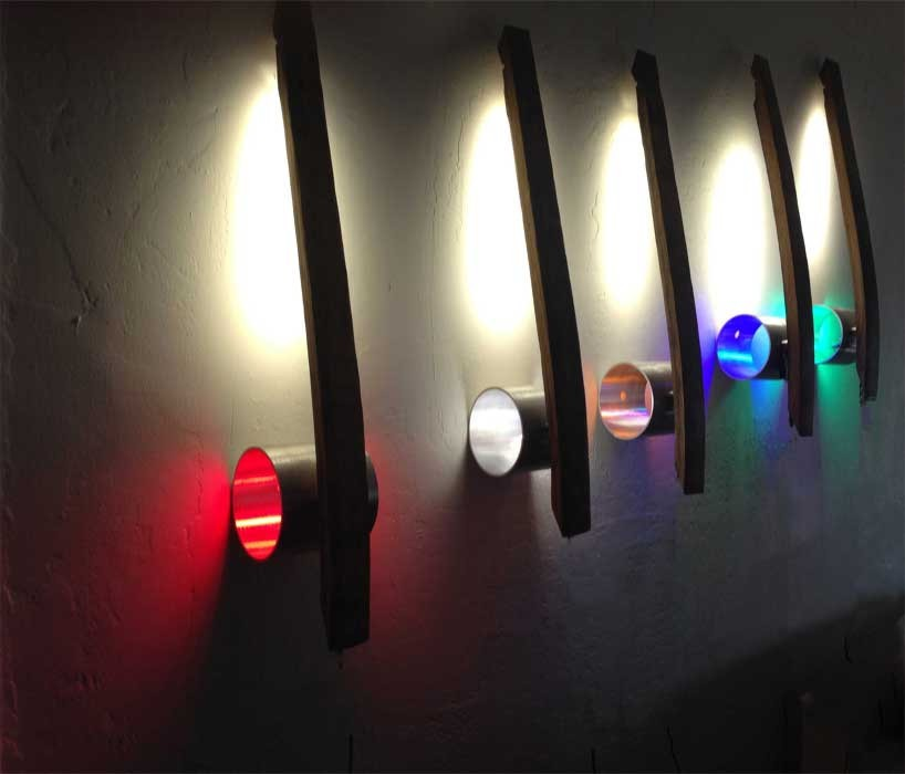 Aurora Borealis-inspired l& features upcycled wine barrels and color-changing LEDs & Upcycled Materials | Inhabitat - Green Design Innovation ... azcodes.com