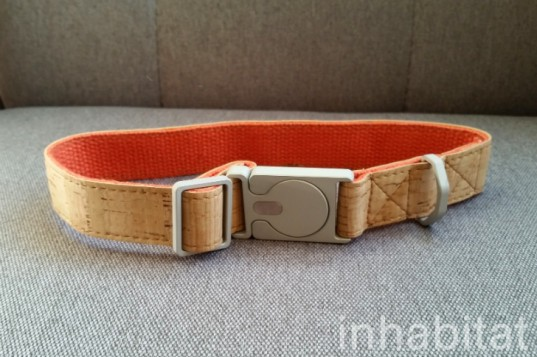 ALU Collar, Mema Pets, dog collar, hemp collar, cork collar, vegan collar, vegan dog collar, pet collar