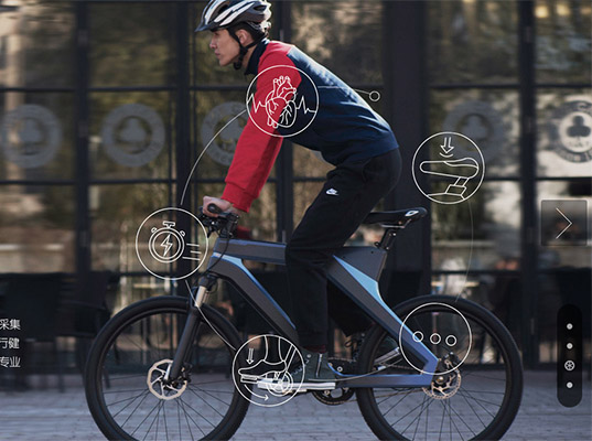 Baidu ebike, Baidu bike, Baidu, ebike, smart bike, Baidu smart bike, Dubike, Baidu dubike, smart tech, fitness trackers, fitness tracking bike, fitness apps, bike technology, electronic bike