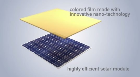 Revolutionary White Solar Panels Cool Down Buildings While