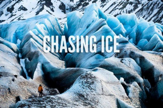 chasing ice, chasing ice documentary, environmental  film, green documentary, top environmental documentaries, green film, climate change, global warming, iceland, James Balog, National Geographic, the extreme ice survey, glaciers, glaciers melting, time lapses
