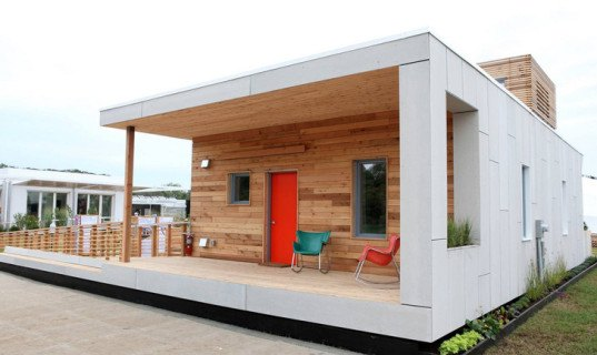 energy-efficient home, affordable housing, solar gain, net zero, Net Zero Home, solar decathlon, solar energy, empowerhouse, parsons new school, student work, architecture competition, low-cost housing