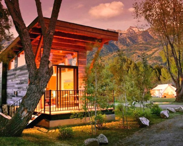 Test Drive Tiny Living in a Wheelhaus Cabin at the Luxurious