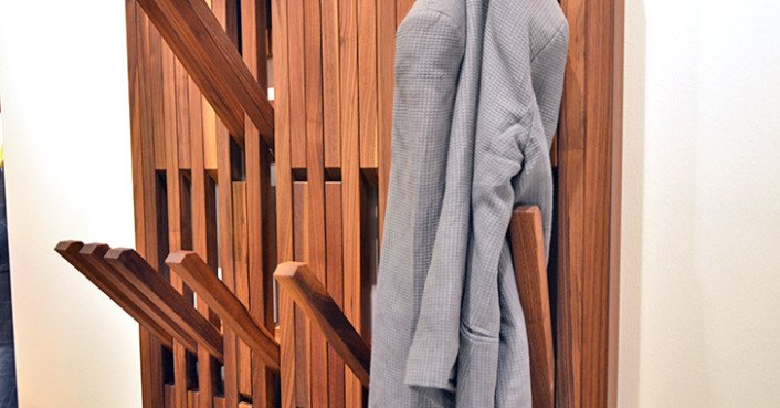 Folding Coat Rack by Per/Use  Inhabitat  Green Design, Innovation,  Architecture, Green Building