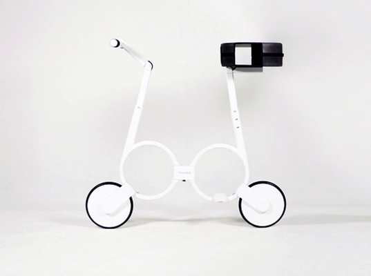 green design, eco design, sustainable design , electric bicycle, Impossible Bicycle, Impossible Technology, fold up bike