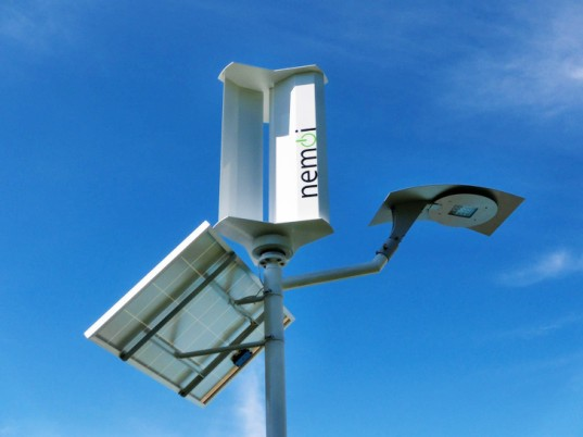 Semtive's Wind Turbines are Ideal Home-Scale Energy Generators