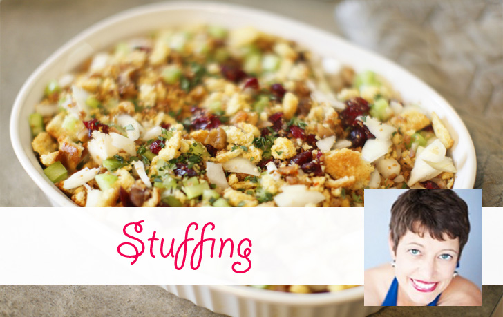 Stuffing recipes, classic recipes, thanksgiving recipes, inhabitat thanksgiving, vegan thanksgiving recipes, vegetarian thanksgiving recipes, vegan food, vegan holiday, inhabitat holiday, sustainable food, paleo thanksgiving, paleo diet