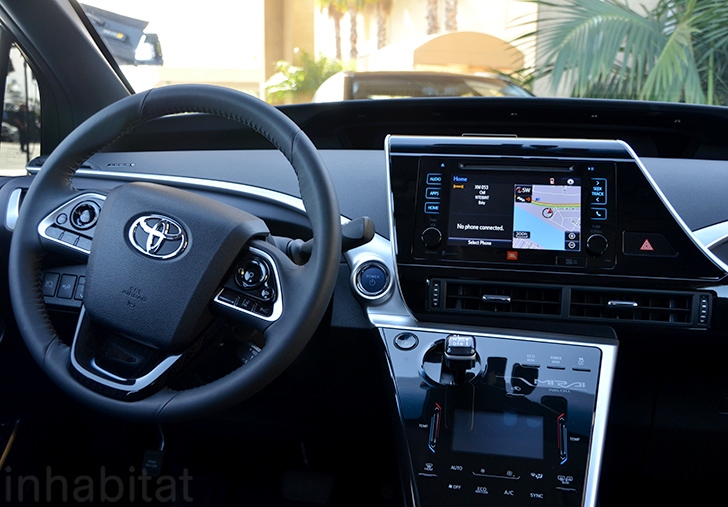 Toyota Unveils Mirai Fuel Cell Vehicle With 300-Mile Range; Can it Kick-Start a Hydrogen ...