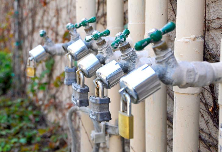 Water Theft on the Rise as California Drought Drags On