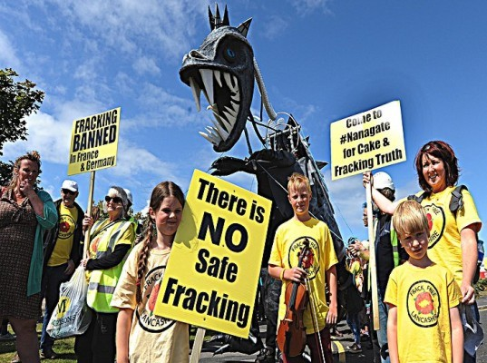 Anti fracking, fracking, walport report, protesters, climate change, news, shale gas, fossil fuels