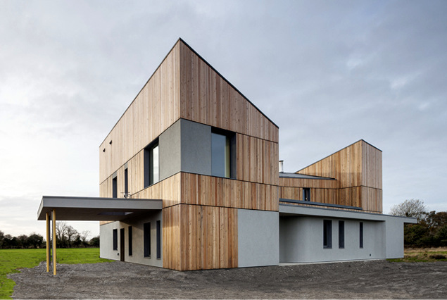 Meath Passive House « Inhabitat U2013 Green Design, Innovation, Architecture,  Green Building