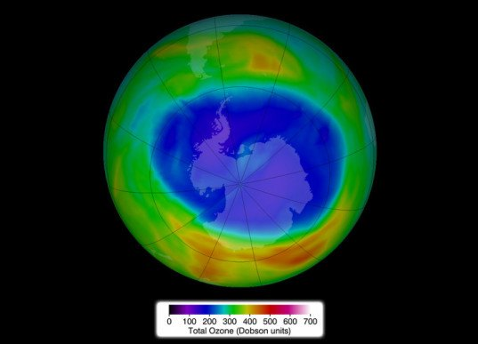 ozone, ozone layer, ozone hole, cfcs, hfcs, chloroflourocarbons, air pollution, global warming