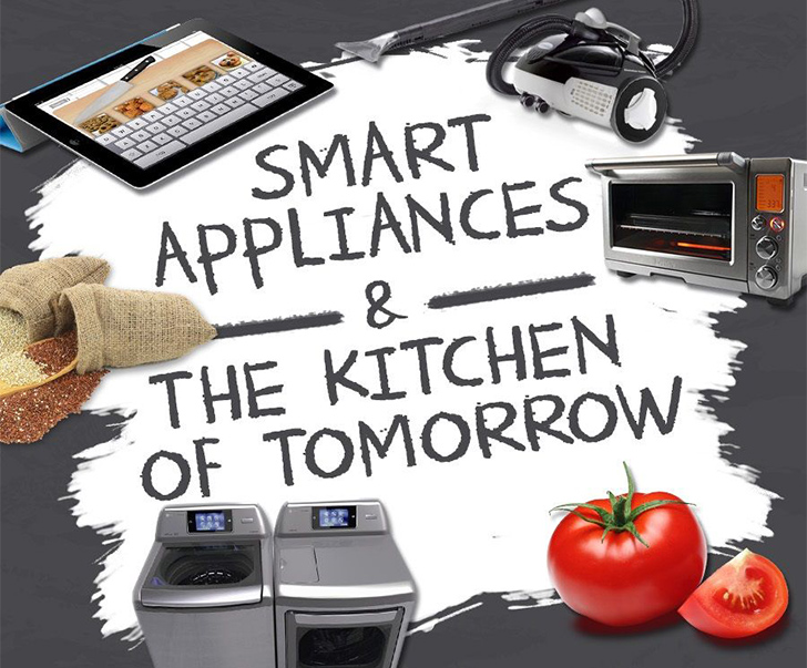 INFOGRAPHIC: Smart Appliances and The Kitchen of Tomorrow ...