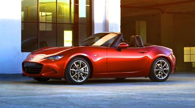 Marvelous Mazda Unveils Exterior Car Parts Made From Plants! Innovation